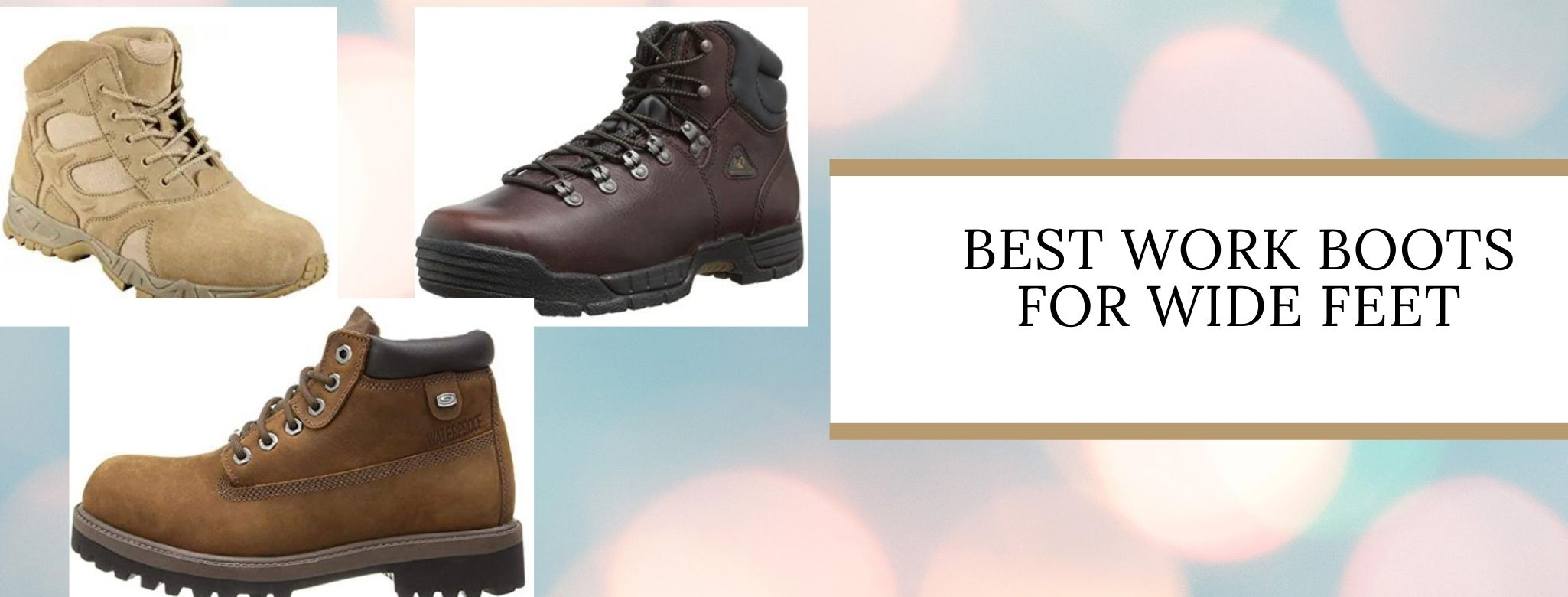 top-rated boots for wide toes