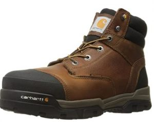 Carhartt Waterproof shoes for long arches