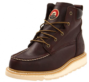 Irish Setter boots for diabetic people