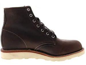 Original Chippewa boots with wedge sole
