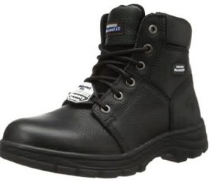 Skechers boot for high arches