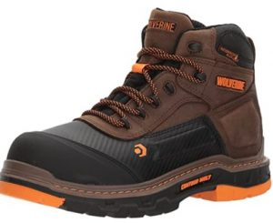 Wolverine Mens composite toe boots