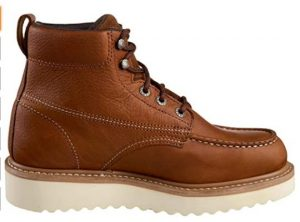 Wolverine Wedge Sole boot