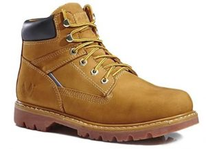 Kingshow Mens work boots