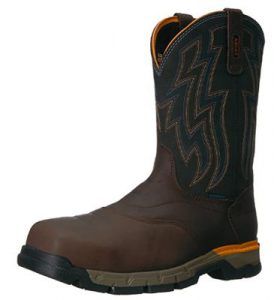Ariat Work Men's boots for bad knees