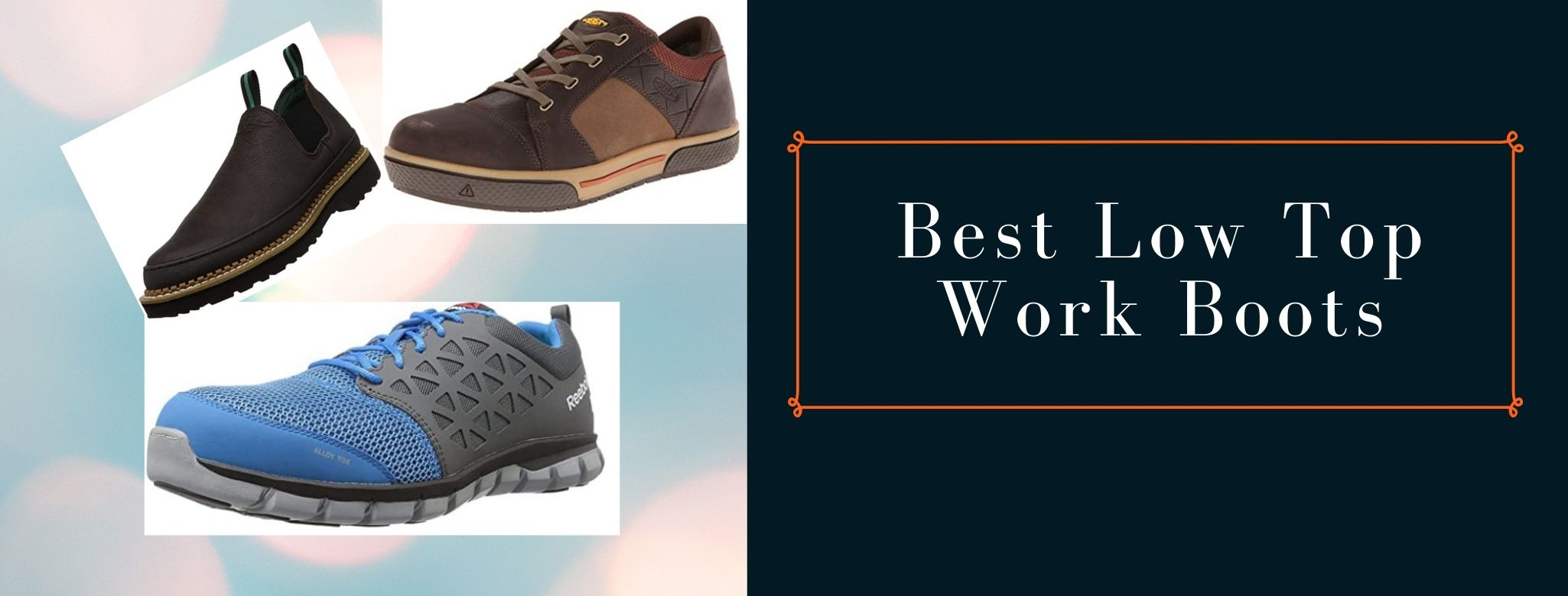 Top-rated rough and tough work boots