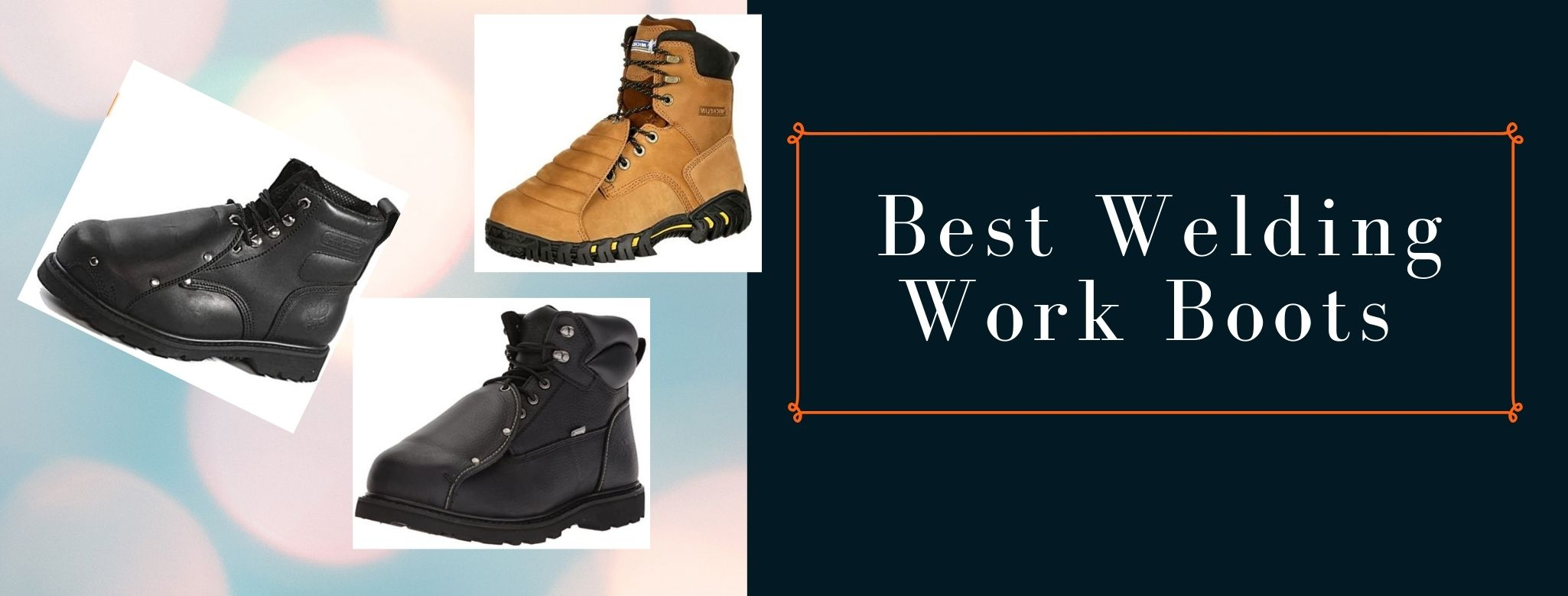 Top-rated tough work shoes