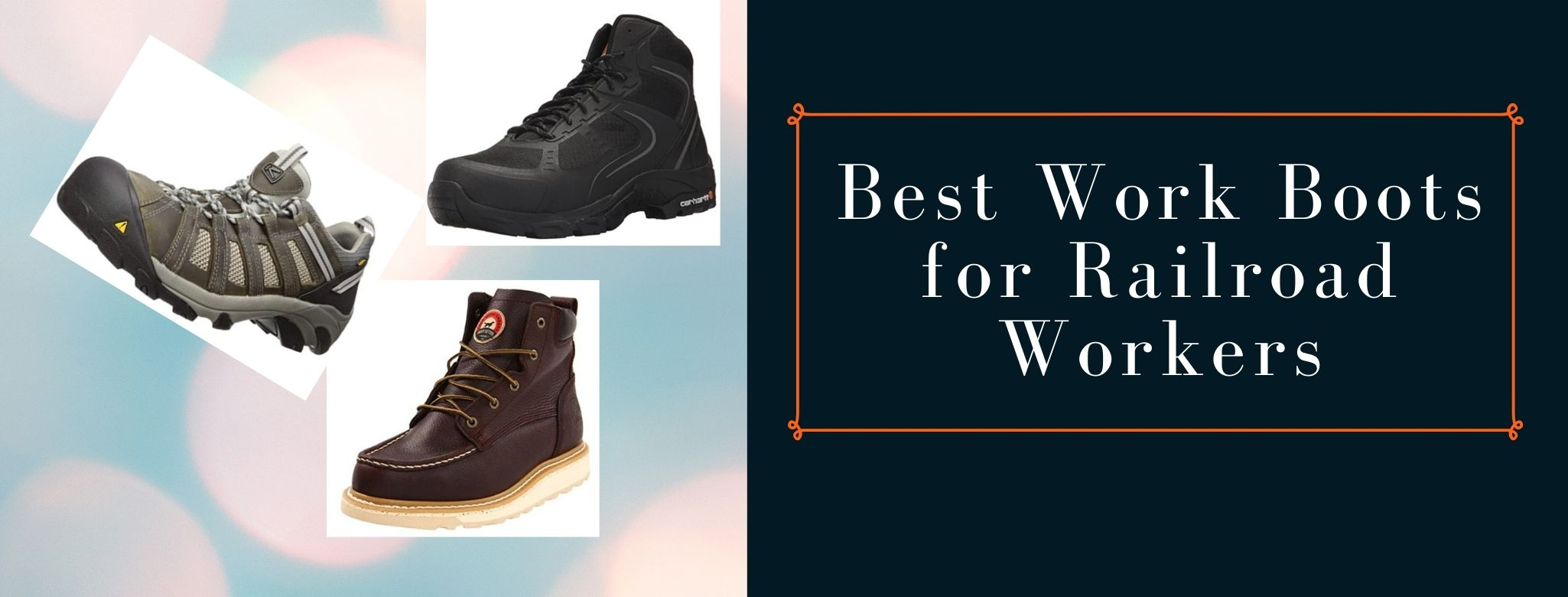 Top-rated work boots for rough and tough work