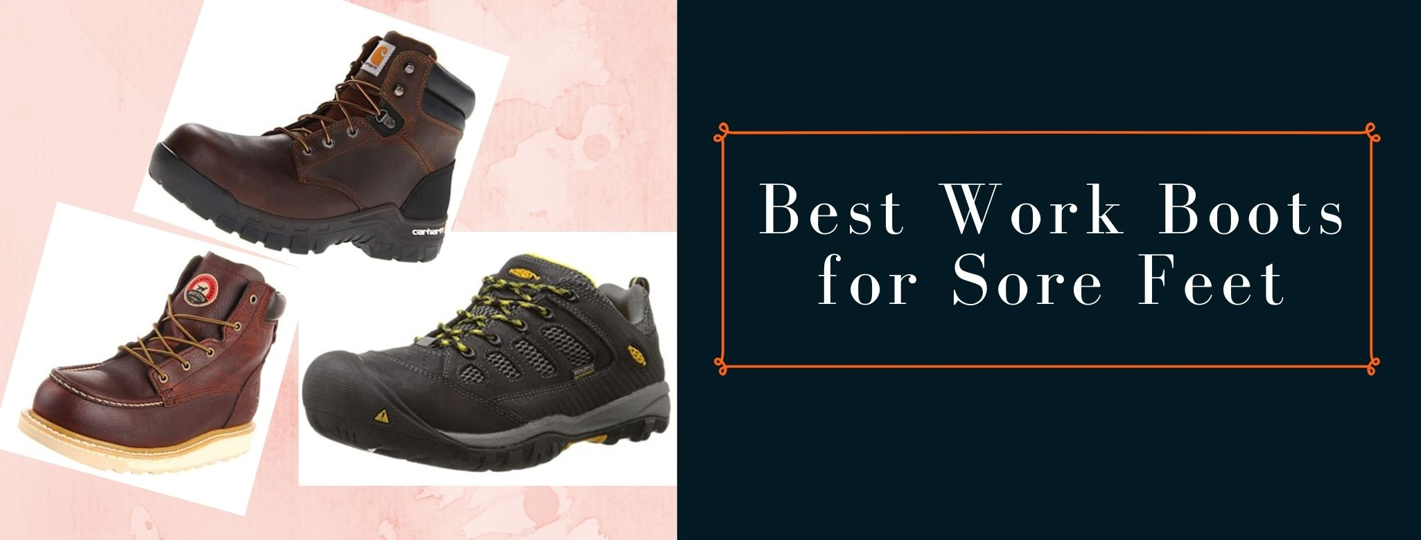 Comfortable boots for sore feet