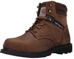 Carhartt Men's boots for railroad workers