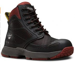 Dr. Martens Men's boots for railroad workers