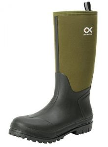 Duck and Fish hunting rubber boots