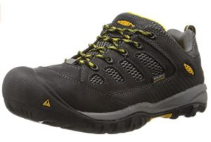 Keen Utility work shoes for sore feet