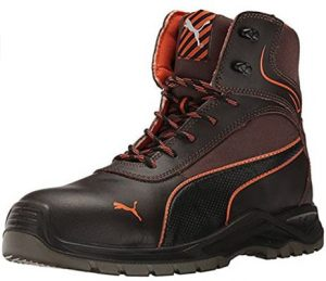 Puma Men's work boots for bad knees