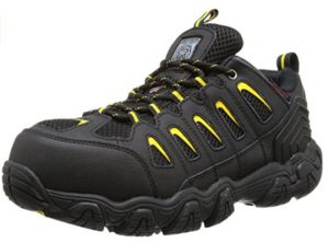 Skechers Steel toe low top shoes