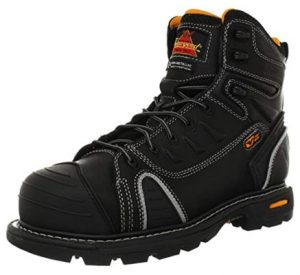 Thorogood Men's boots for railroad workers