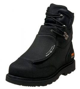 Timberland PRO welding boots