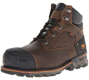 Timberland PRO Men's boots for bad knees