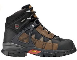 Timberland PRO work boots for railroad workers