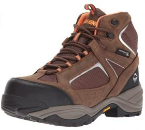 WOlverine puncture resistant work boots
